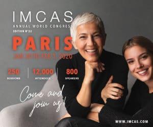 IMCAS Veranstaltung Paris 2020