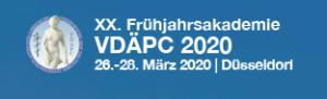 Logo 20. Frühjahrsakademie 2020