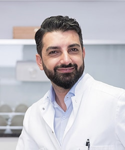 Dr. med. Murat Dagdelen,  Präsident Frühjahrsakademie 2020